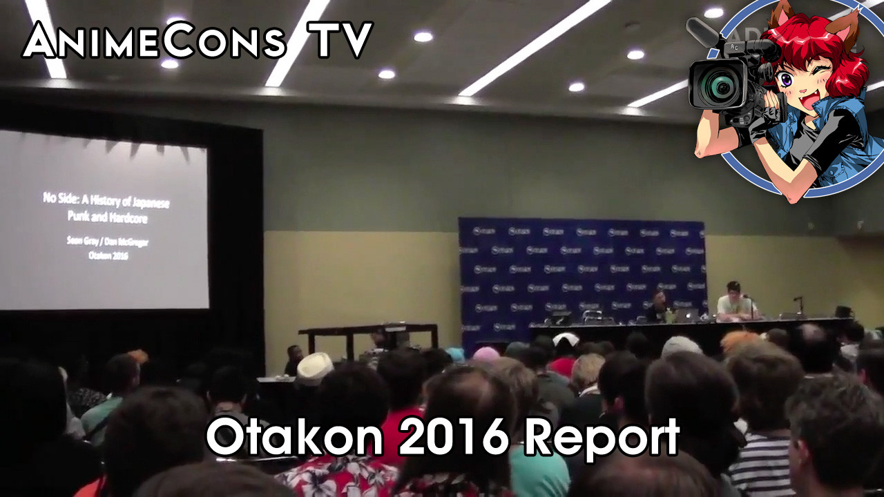AnimeCons TV - Otakon 2016 Report