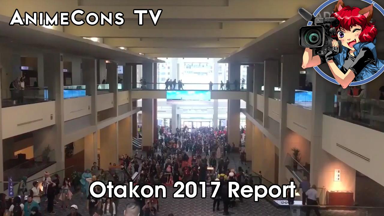 AnimeCons TV - Otakon 2017 Report
