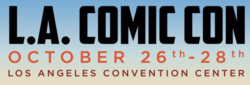 Los Angeles Comic Con 2018