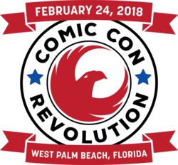 Comic Con Revolution West Palm Beach 2018