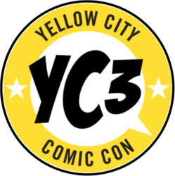 Yellow City Comic Con 2018