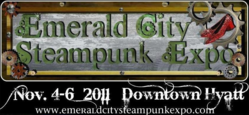 Emerald City Steampunk Expo 2011