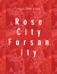 Rose City Fursanity 2018