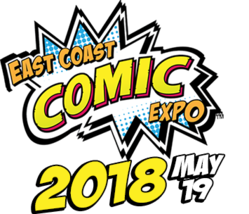 East Coast Comic Expo 2018
