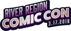 River Region Comic Con 2018