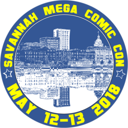Savannah Mega Comic Con 2018