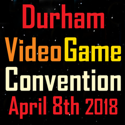 Durham Video Game Convention 2018