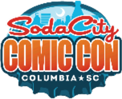 Soda City Comic Con 2018