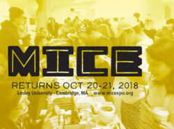 Massachusetts Independent Comics Expo 2018