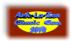 Ark-La-Tex Comic Con 2018