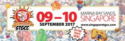 Singapore Toy, Game & Comic Convention 2017