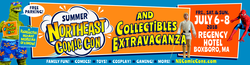NorthEast Comic Con and Collectibles Extravaganza 2018