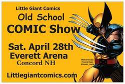 Old School Comic Show 2018