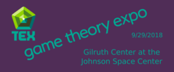 Game Theory Expo 2018