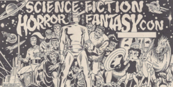 Science Fiction, Horror and Fantasy Con 1977