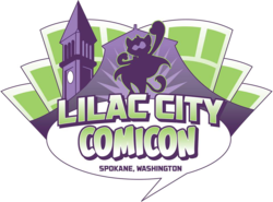 Lilac City Comicon 2018