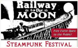 Railway to the Moon Steampunk Festival 2018