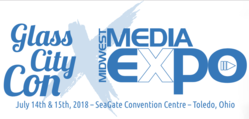 Glass City Con X Midwest Media Expo 2018
