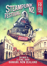 Steampunk NZ Festival 2019