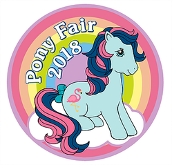 My Little Pony Fair and Convention 2018