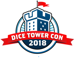 Dice Tower Con 2018