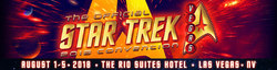 The Official Star Trek Convention 2018