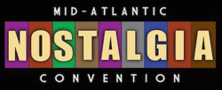 Mid-Atlantic Nostalgia Convention 2018
