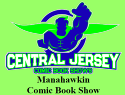 Manahawkin Comic Book Show 2018