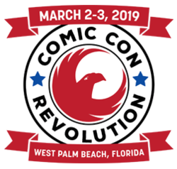 Comic Con Revolution West Palm Beach 2019