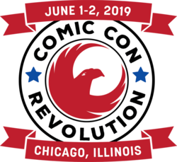 Comic Con Revolution Chicago 2019