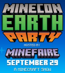 Minecon Earth Party 2018