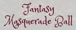 Fantasy Masquerade Ball 2018
