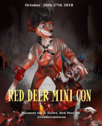 Red Deer Mini Con 2018