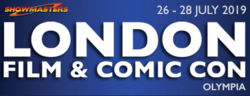 London Film & Comic Con 2019