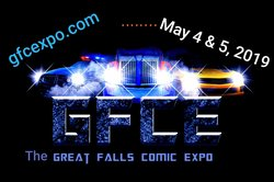 Great Falls Comic Expo Spring Edition 2019