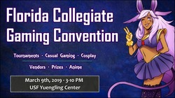 Florida Collegiate Gaming Convention 2019