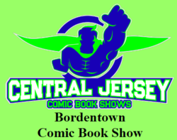 Bordentown Comic Book Show 2019