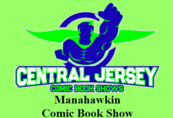 Manahawkin Comic Book Show 2019