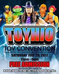Toyhio Toy Convention 2017