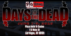 Days of the Dead Las Vegas 2019