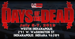 Days of the Dead Indianaoplis 2019
