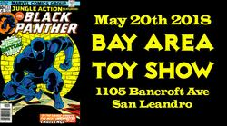 Bay Area Toy Show 2018