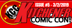 Kitchener Comic Con 2019