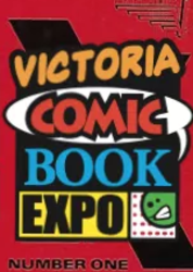 Victoria Comic Book Expo 2019