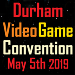 Durham Video Game Convention 2019