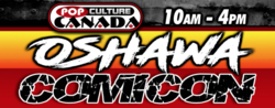 Oshawa Pop Culture Con 2019