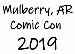 Mulberry Comic Con 2019