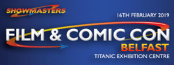 Film & Comic Con Belfast 2019