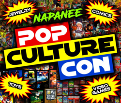 Napanee Pop Culture Con 2019