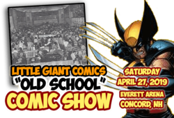Old School Comic Show 2019